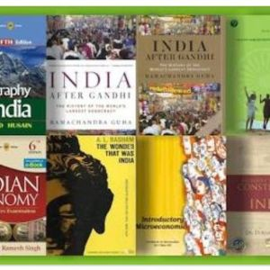 Civil Services Books